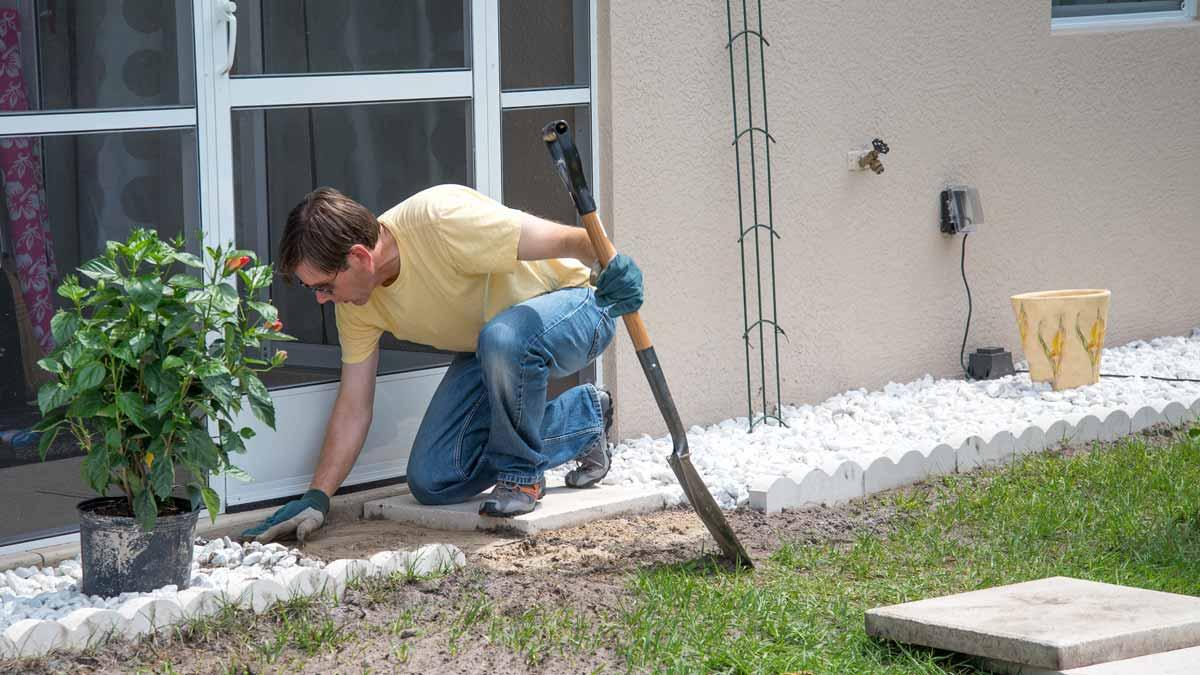 Homeowner Landscaping & Gardening